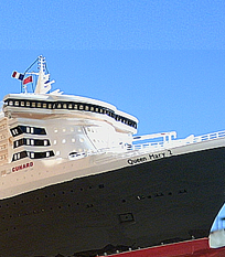 Queen Mary 2 at 1/400 Scale